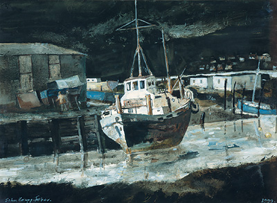 boatyard borth